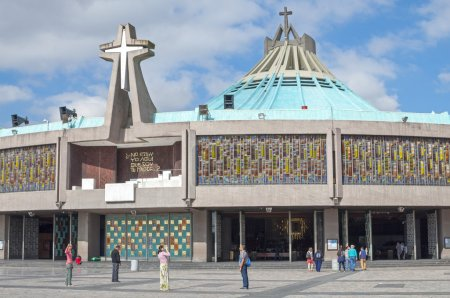 New Basilica of Our Lady of Guadalupe