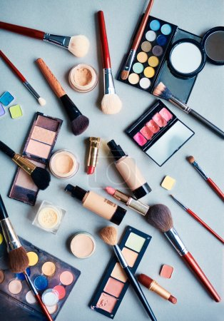 cosmetic products for make up