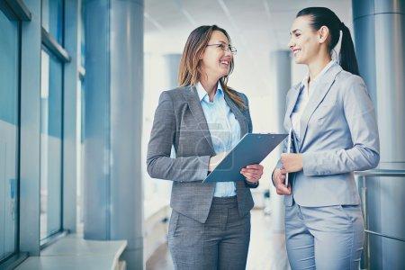 young confident businesswomen