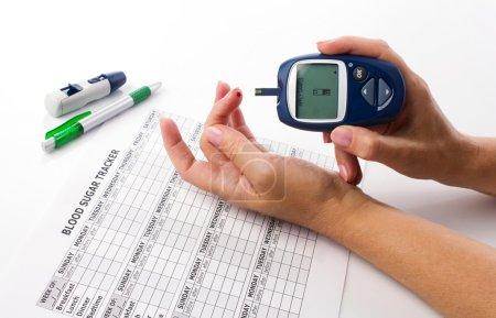 deabetes test