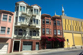 Ouses in San Francisco, California