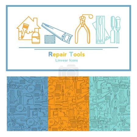 logo repair tools