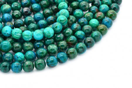Eilat stone includes an nature alloy of several ot...
