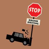 Megáll, ittas vezetés