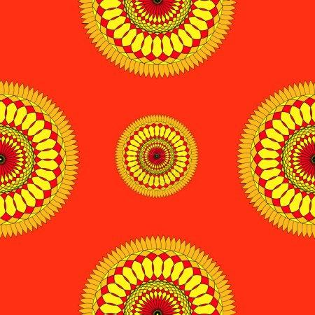 Mandala seamless
