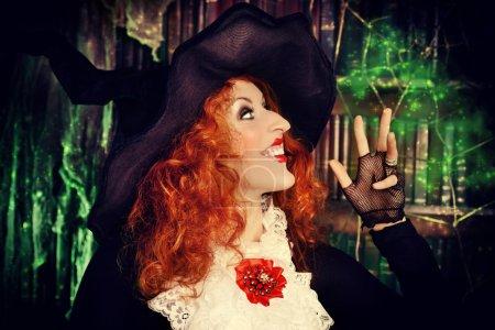 lady magic