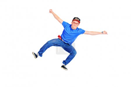 Cool jump