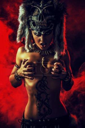 hunter female