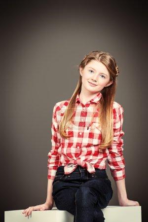 lovely teen