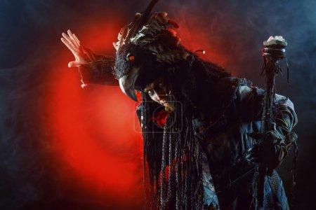 man shaman