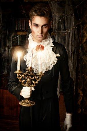 male vampire aristocrat