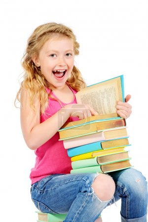 laughing with books