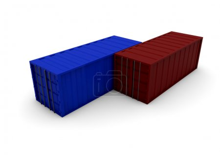 containers isolated