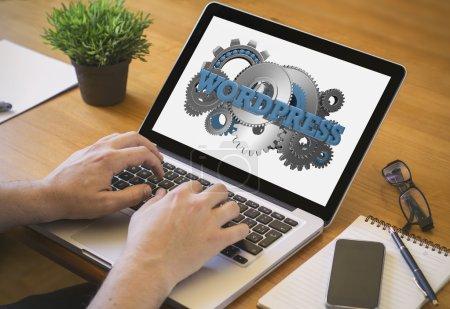 Desktop-WordPress