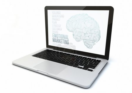 laptop emotional marketing