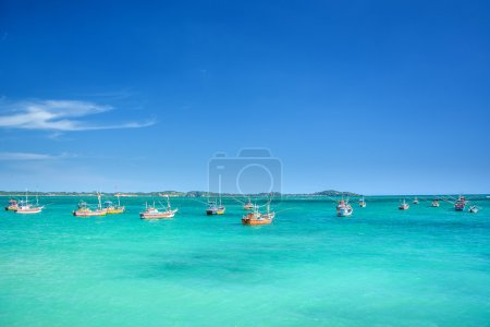 Fishing boats  in Srilanka