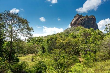 Sigiriya Lion Rock Fortress