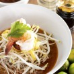 Popular Asian/ Malaysian Cuisine unique to Sarawak...