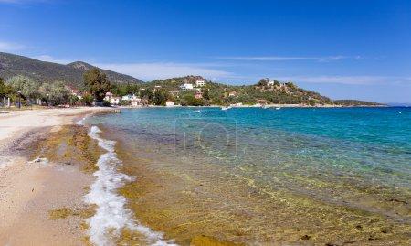 Megali Velanidia beach, Magnesia, Greece