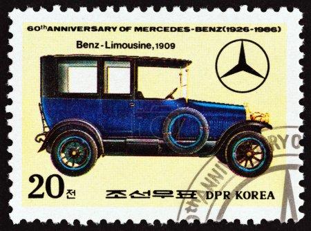 NORTH KOREA CIRCA 1986 A