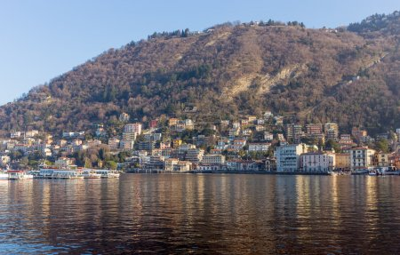 Como is a city in Lombardy, Italy. It's proximity ...