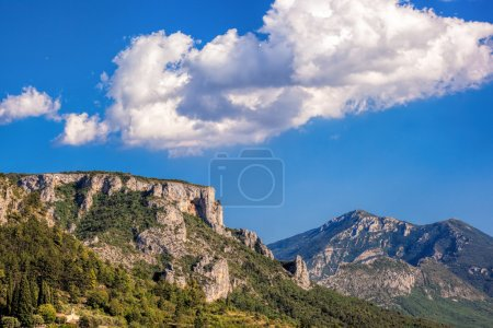 Photo for Amazing View Of The Gorges Du Verdon Canyon in Provence, France. Provence-Alpes-Cote d'Azur. - Royalty Free Image