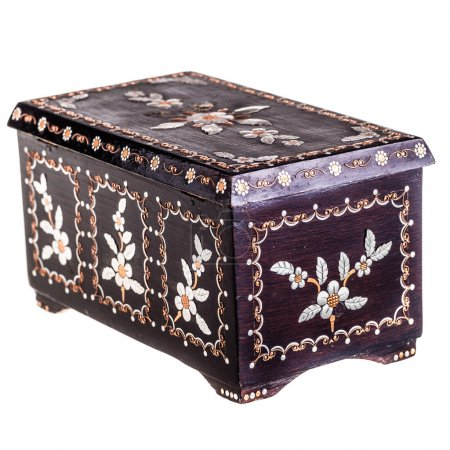 Romanian Wooden Chest