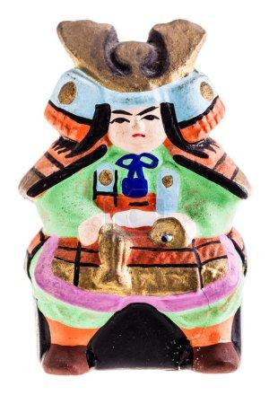 terracotta japanese samurai