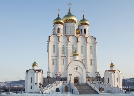 Holy Trinity Cathedral Magadan diocese of the Russian Orthodox Church