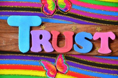 word trust on abstract