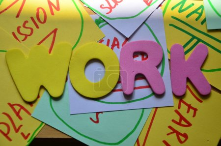 word work on abstract