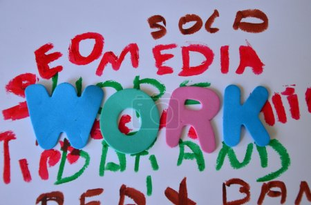 word work abstract