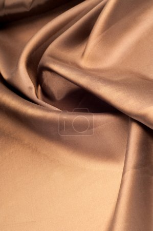 Fabric colors chocolate. texture