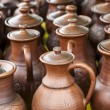 Pottery, earthenware, clayware, crockery, stonewar...