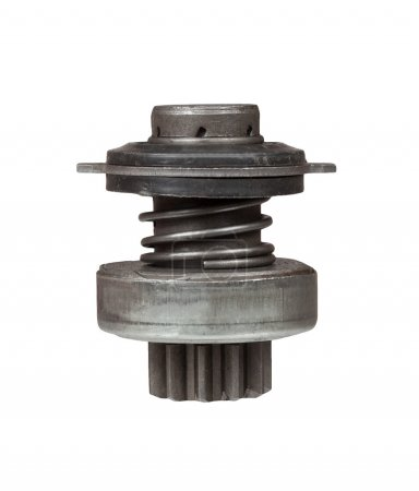 Image of Spare parts - drive starter car