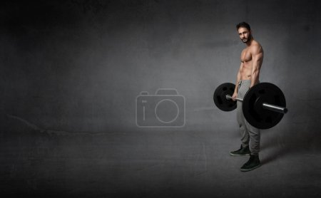 crossfit excercise wiht weights