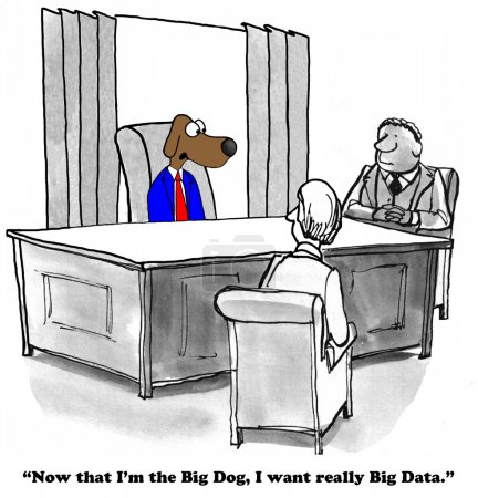 Big Boss, Big Data