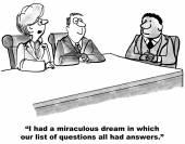 Team Meeting - Complex Questions