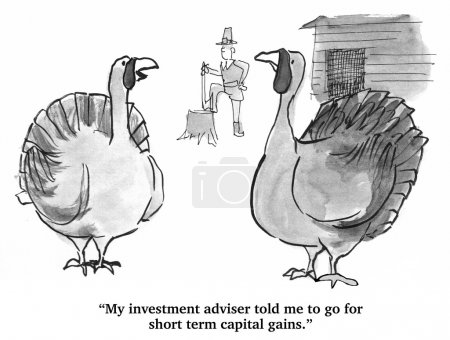 Short Term Investments for the Turkey