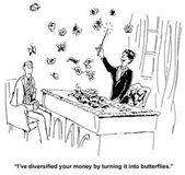 Diversified money