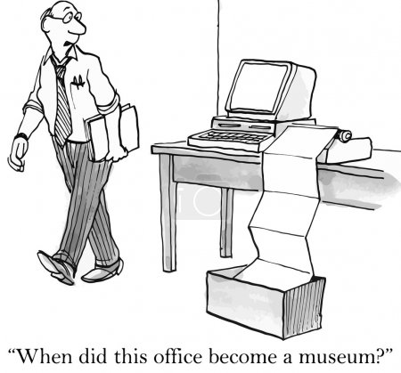 Office became museum