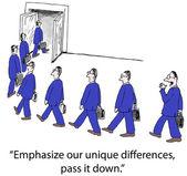 Executive unique differences