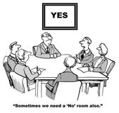 In business employees often feel required