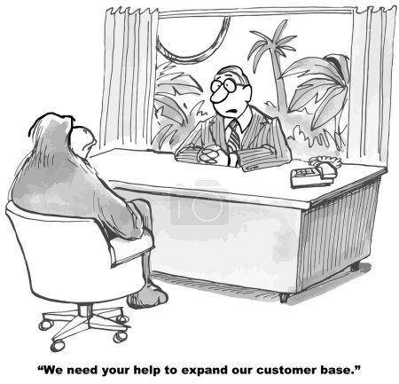 Expand Customer Base