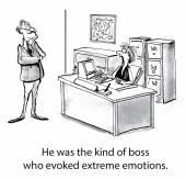 Bojí se, že pracovník Boss