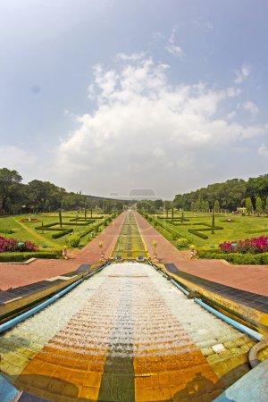 Brindaban Gardens close to Mysore