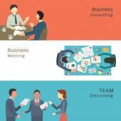 Business converstion