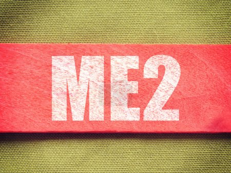 ME2 - Me Too. Internet Concept text on Background old retro vintage style