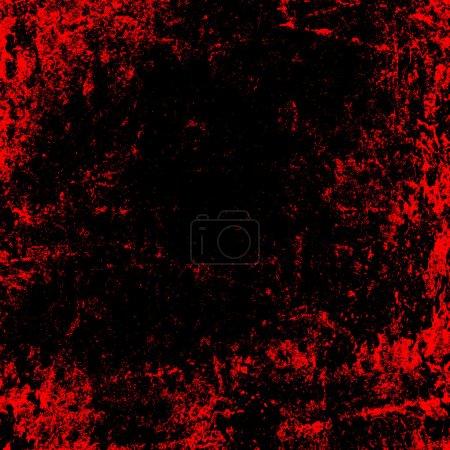 Abstract splash blood background
