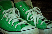 Sneakers con filtro effetto retrò vintage styl